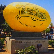 Lemon Grove Statue