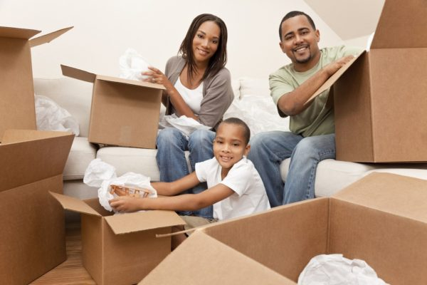 Used Moving Boxes | Priority Moving and Storage | San Diego