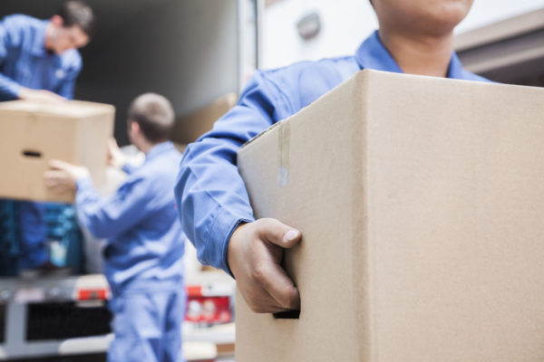 Professional Moving Companies