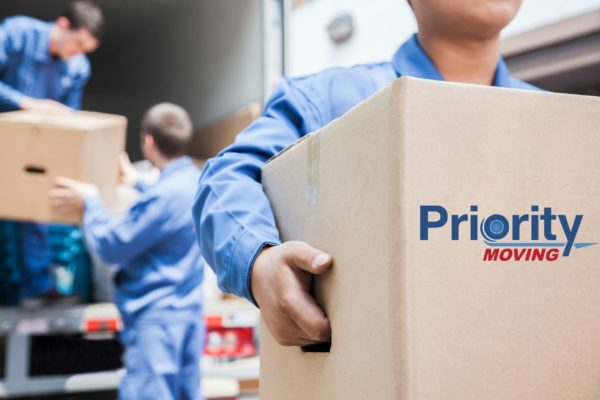 Mover Helper | Priority Moving and Storage | San Diego