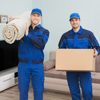 professional moving service - Priority